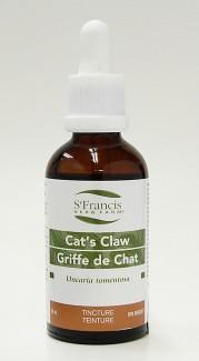 cat's claw, 50 ml, (st francis herb farm)