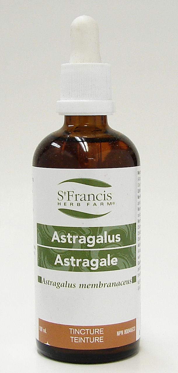 astragalus tincture, 250 mL (St. Francis)