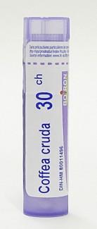 coffea cruda 30ch sublingual pellets (boiron)