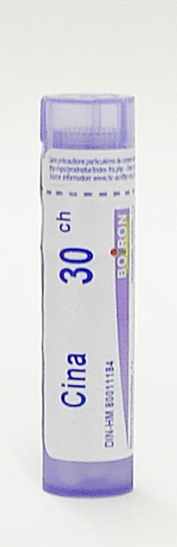 Cina 30ch sublingual pellets (Boiron)