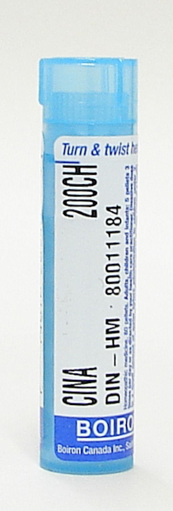 Cina 200ch sublingual pellets (Boiron)