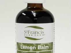Lemon Balm Tincture, 100 mL (St. Francis Herb Farm)