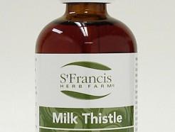 Milk Thistle Tincture, 100 mL (St. Francis)