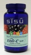 Ester-C® 250 kids, 250 mg, 150 chewable tablets (Sisu)