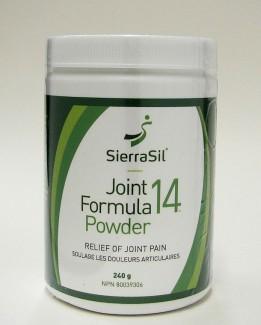 sierraSil joint formula 14 powder, 240 g (sierrasil health)