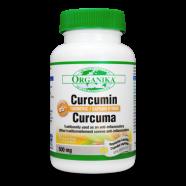 Curcumin (Organika) 120 Caps