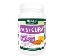 Nutri CURe v2,  (Naka Herbs) 60vcaps