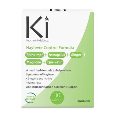 Ki Hayfever Control Formula (Martin & Pleasance) 30 tablets