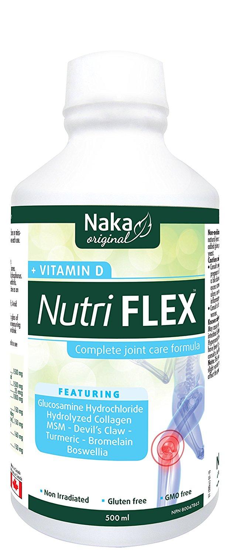 Nutri FLEX Vitamin D. (Naka) 500ml liquid