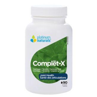Complet-X (Platinum Naturals), 90 softgels