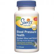 Blood Pressure Health  (Swiss Natural) 60 caps