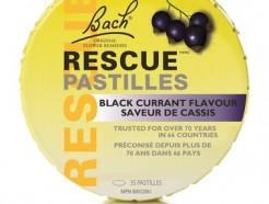 Rescue Pastilles (Bach Flower Remedies), Black Current Flavour