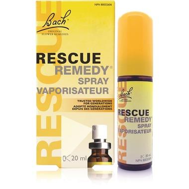 Rescue Remedy Spray, 20ml (Bach Flower Remedies)