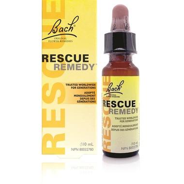 Bach Rescue Remedy Drops, 10ml
