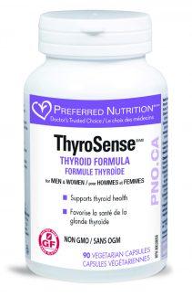 ThyroSense, 90 vcaps (Preferred Nutrition)
