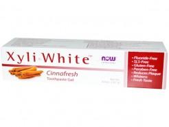 Xyli White Toothpaste Gel, Cinnafresh (Now Solutions) 6.4oz