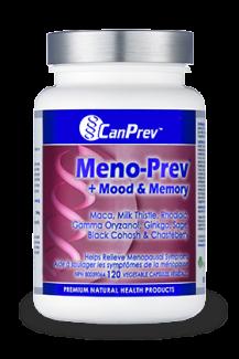 Meno-Prev + Mood & Memory  120 vcaps  CanPrev