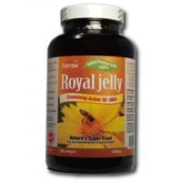Royal Jelly 1000mg, 200 softgels  Herba