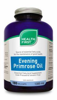Evening Primrose Oil 1300 mg 180 (Health First)
