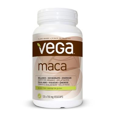 Vega, Maca  60 x 750mg vcaps