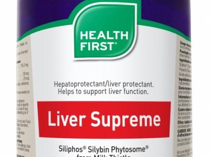 Health First Liver Supreme 60 veg caps