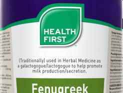 Health First Fenugreek 2000mg 120 veg caps