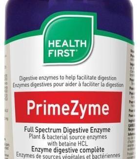 PrimeZyme Full-Spectrum Digestive Enzyme 60 caps
