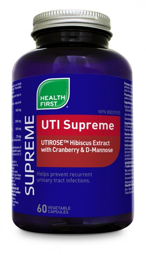 UTI Supreme 120 veg caps