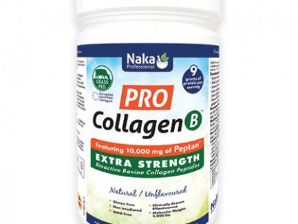 Naka Pro Collagen B Extra Strength 300g powder Unflavoured
