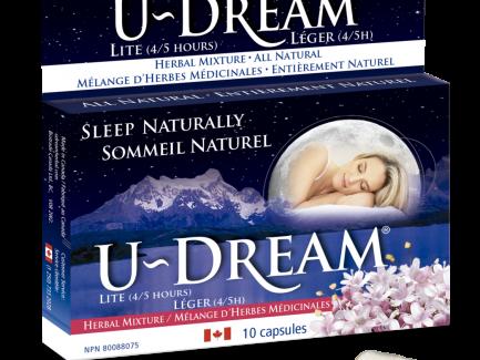 U-Dream Light 10 caps