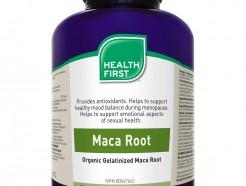 Maca Root 180 veg caps