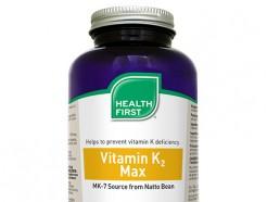 Vitamin K2 Max 180 veg capsules 120mcg