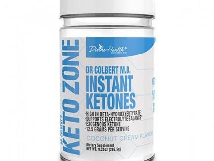Dr. Colbert M.D. Instant Ketones 262.5g, coconut cream flavour
