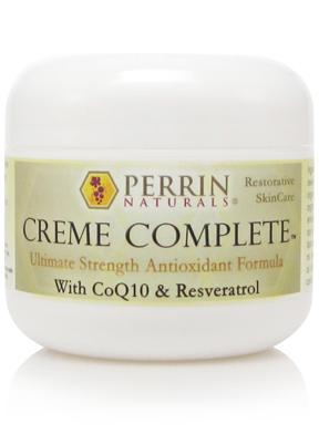 Creme Complete LS perrin naturals - Perrin Naturals