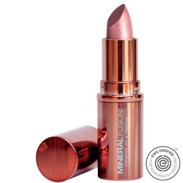 Mineral Fusion Lipstick in Burst