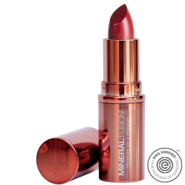 Mineral Fusion Lipstick in Flashy