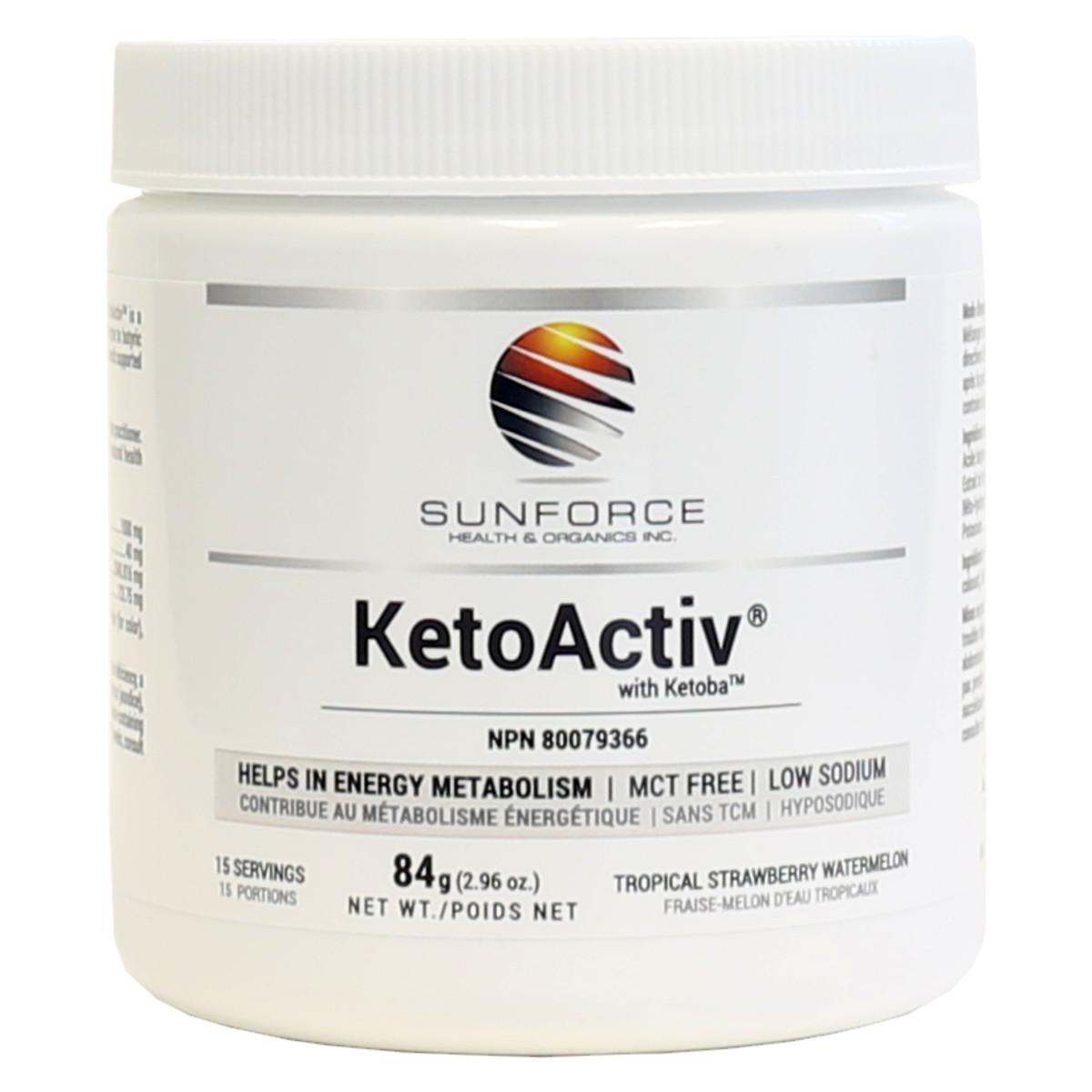 KetoActiv, Sunforce 84g