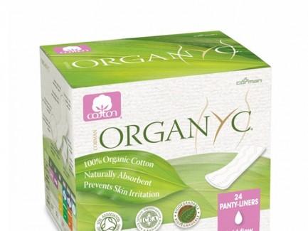 Organyc, Organic Cotton Panty Liners, 24 Light