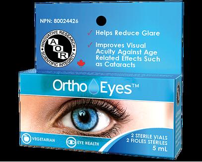 Ortho Eyes 5ml, 2 vials (AOR)