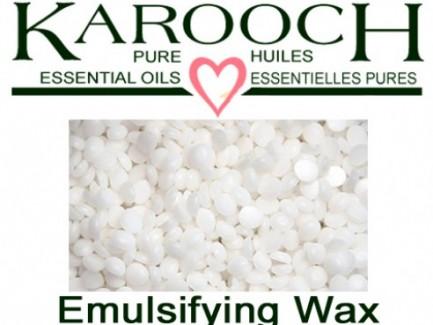 Karooch Vegetable Based Emulsifying Wax NF 150g