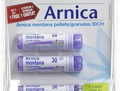 Boiron Arnica Montana Pellets, 30ch, 3 Tubes