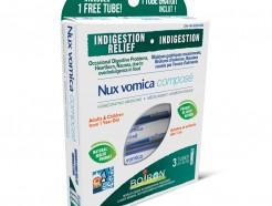 Boiron Nux Vomica Compose, 3 Tubes, Digestive Problems