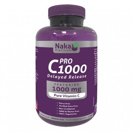 Pro C1000, 180 capsules (Naka)