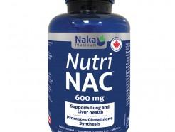 Nutri NAC, 150 capsules (Naka)