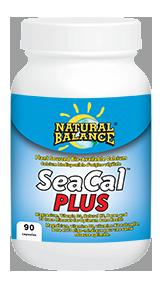 SeaCal Plus, 90 capsules