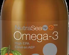 Nutra Sea Hp + D Omega 3 High EPA, 200ml grapefruit & tangerine(Ascenta)