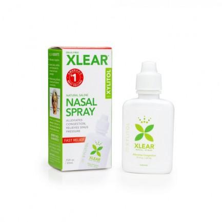 Xlear Natural Nasal Spray 22ml