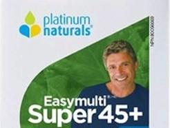 Easymulti Super 45+ Men 120 Softgels (Platinum Naturals)