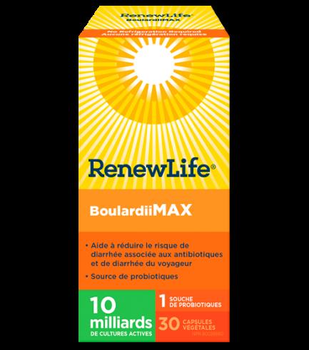 BoulardiiMAX Probiotic 10 Billion, 30 vcaps (Renew Life)