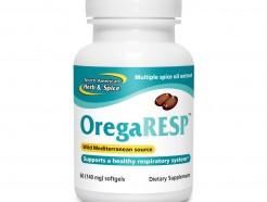OregaRESP, 60 softgels (North American Herb & Spice)